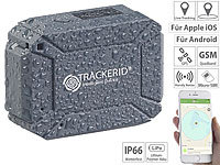 "TrackerID Traceur GPS/GSM ""LTS-200"" avec application de géolocalisation  IP66; Kinder-Smartwatches mit Tracking per GPS & GSM/LBS Kinder-Smartwatches mit Tracking per GPS & GSM/LBS Kinder-Smartwatches mit Tracking per GPS & GSM/LBS"